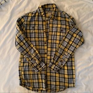 Men's Duluth Trading Co. flannel